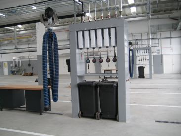 Werkstättentechnik