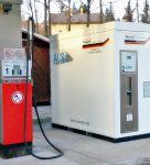 ASFINAG Tankstelle Pressbaum