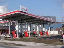 Logserv Tankstelle